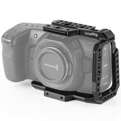 SmallRig 2254 Half Cage para Blackmagic Design Pocket Cinema Camera 4K/6K