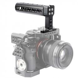 SmallRig 1638 Handle o Agarre para cámaras Video o DSLR con zapata