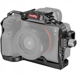 SmallRig 3180 Sony A7S III Cage / Jaula rieles NATO & Clamp HDMI