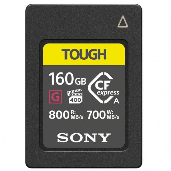 Sony CEAG160T CFexpress A 160GB  800MB Lectura / 700MB escritura