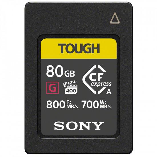 Sony CEAG80T CFexpress A 80GB  800MB Lectura / 700MB escritura