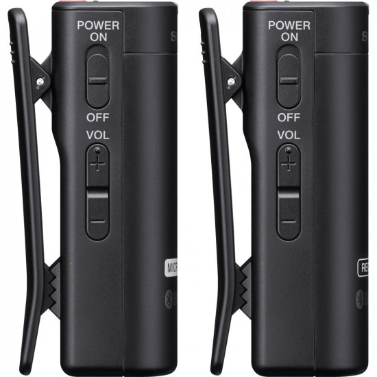 Sony ECM-AW4 Sistema de micrófono inalámbrico Bluetooth