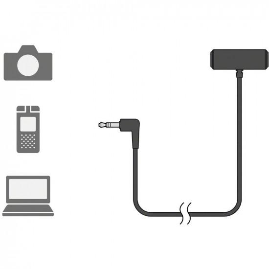 Sony ECM-LV1 Micrófono estéreo de solapa