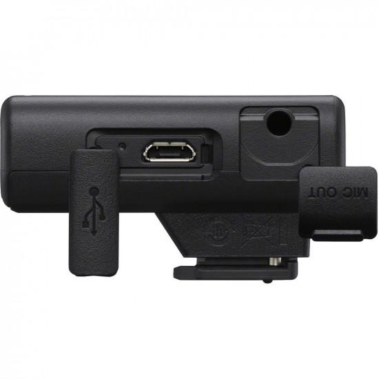 Sony ECM-W2BT Sistema Micrófono inalámbrico Bluetooth
