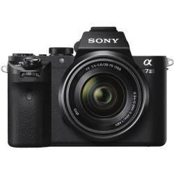 Sony A7 II Full Frame 35mm HD 1080p60 con lente 28-70mm