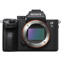 Sony A7 III Sensor Full Frame 35mm UHD 4K30 & 1080p120 (body)