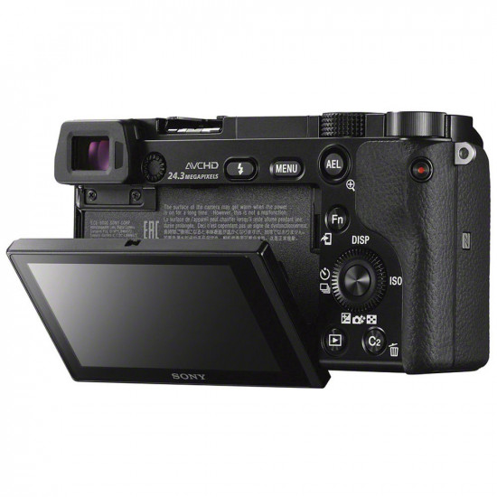 Sony a6000 Cámara 24.3MP APS-C con lente 16-50mm