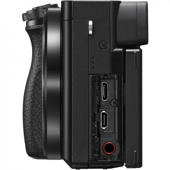 Sony a6100 Cámara compacta 24.2MP APS-C con lente 16-50mm