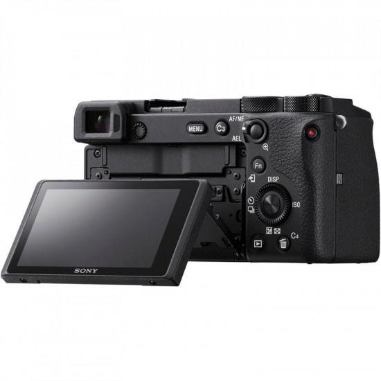 Sony a6600 Cámara compacta APS-C Exmor CMOS Sensor (cuerpo)