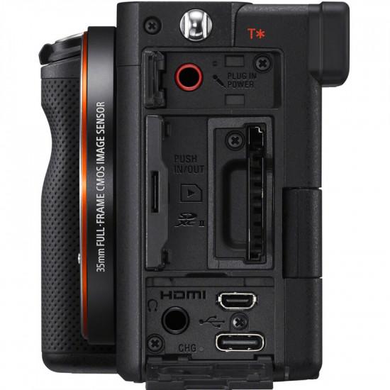 Sony A7C Cámara compacta Full Frame con lente 28-60 mm