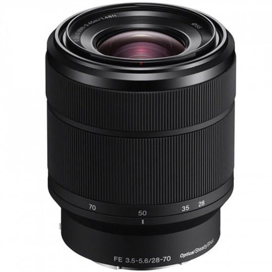 Sony A7 III Sensor Full Frame 35mm UHD 4K30 & 1080p120 en Kit con lente 28-70mm