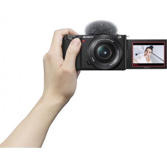 Sony ZV-E10 Sensor APS-C 24.2MP  (solo cuerpo)