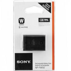 Sony NP-FW50 Batería original Lithium-Ion