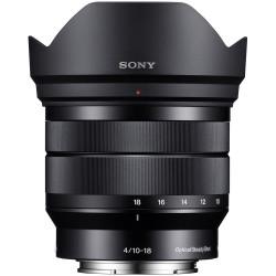 Sony SEL1018 Lente E 10-18mm f/4 OSS