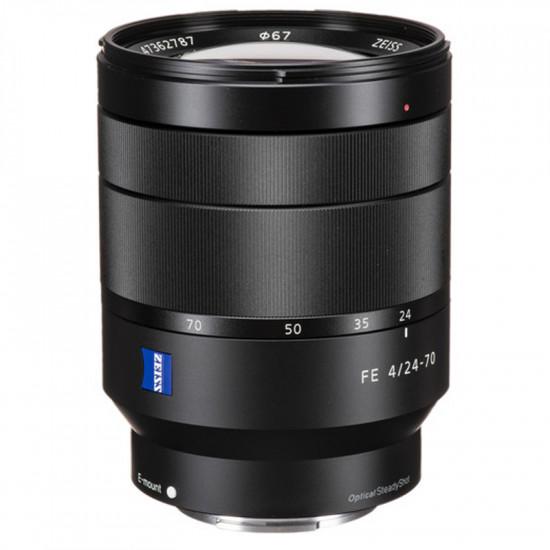 Sony SEL2470Z Lente Vario-Tessar T* FE 24-70mm f/4 ZA OSS