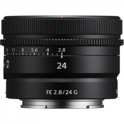Sony SEL24F28G Lente Gran Angular Compact Prime FE 24 mm F/2.8 G