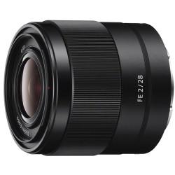 Sony SEL28F20 Lente prime Gran Angular FE 28 mm F/2