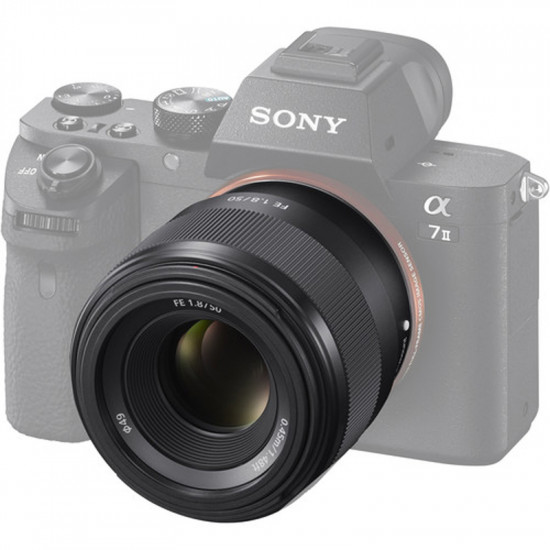 Sony SEL50F18F Lente FE 50mm f/1.8
