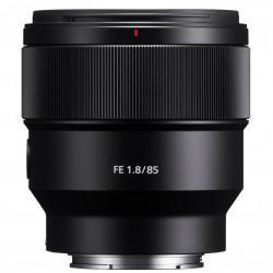 Sony SEL85F18 Lente FE 85mm f/1.8