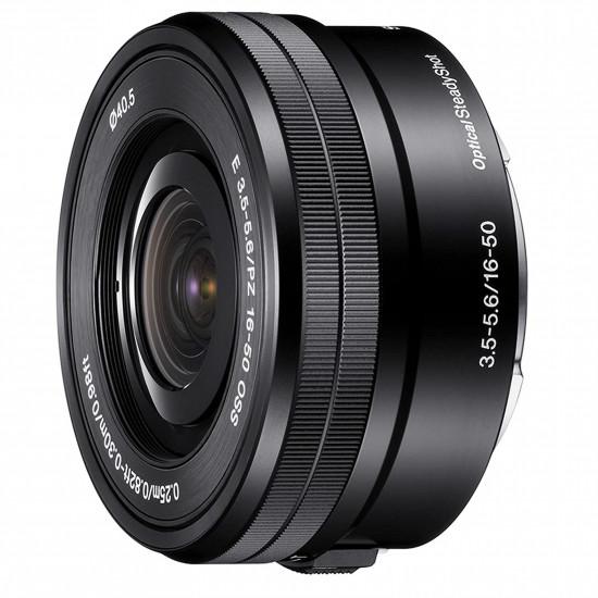 Sony SELP1650 Lente E PZ 16-50 mm f / 3.5-5.6 OSS