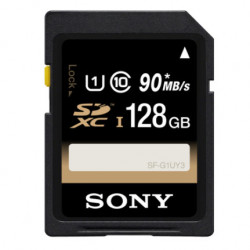 Sony SF-128GB SDXC UHS-I 128 GB
