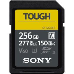 Sony SF-M256T/T1 Tarjeta Tough Series UHS-II SDXC de 256GB