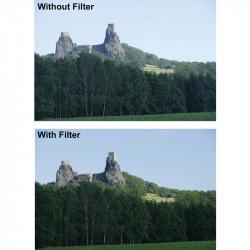 B+W 62mm Schneider Optics Filtro UV Slim