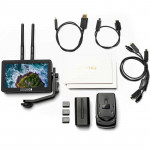 "SmallHD FOCUS 7 Receptor y Monitor 7"" Touchscreen Bolt RX"