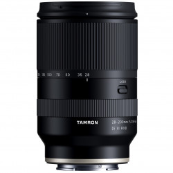 Tamron Lente Gran angular + Teleobjetivo  28-200 mm F / 2.8-5.6 Di III RXD para Sony