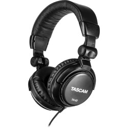 Tascam Audífono de Estudio TH-02