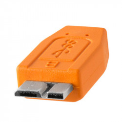 Tether tools CU5454 Cable USB 3.0 A Male a Micro-B de 4.60mts