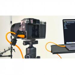 Tether Tools CUC10ORG Cable USB-C a USB-C de 3mts