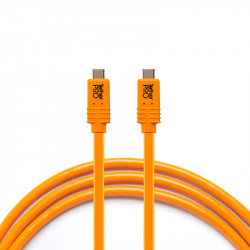 Tether Tools CUCP15 Cable USB-C a USB-C para la PHASE ONE 4.6mts