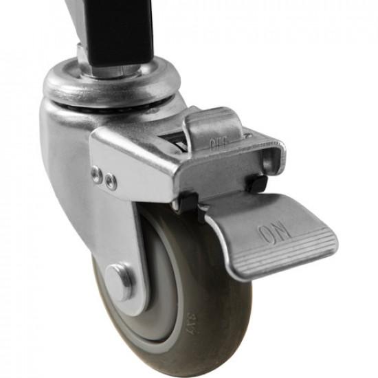 Tether Tools Stand con ruedas de baja altura Low Boy Roller