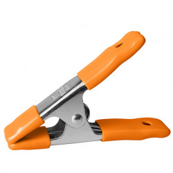 "Tether tools Rock Solid 1"" Silver - Pinza de agarre Pony Clamp Mini"