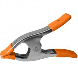 "Tether tools Rock Solid 2"" Silver - Pinza de agarre Pony Clamp"