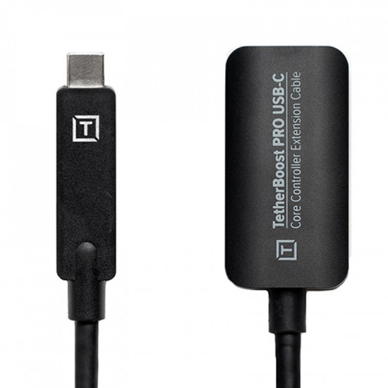 Tether Tools TBPRO3-BLK Cable USB-C  TetherBoost Pro USB-C Core 4.6mts
