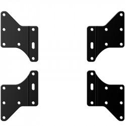 Tether Tools VADPTUNL Extensiones de placa adaptadora VESA Rock Solid