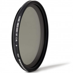 Gobe 2Peak Filtro ND Variable 67mm Neutral Density 1 a 8.66 Stops