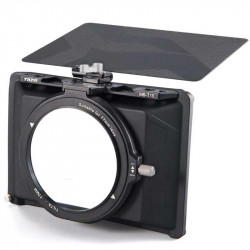 Tilta Mini MatteBox  4 × 5.65 Rods + Adaptadores de lente