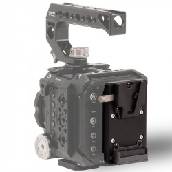Tilta Adaptador Sony Serie L a V-Mount Placa de batería