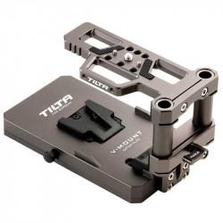 Tilta V Mount Cage para Pocket 4K  (Tilta Gray)