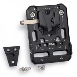 Tilta TA-MBP-V Plate Mini de agarre para Batería V-Lock / V-Mount
