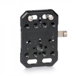 Tilta TA-PBP-V Plate Pocket de agarre para Batería V-Lock / V-Mount