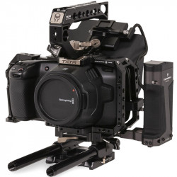Tilta Advanced Black Cage Kit para Pocket 4K / 6K