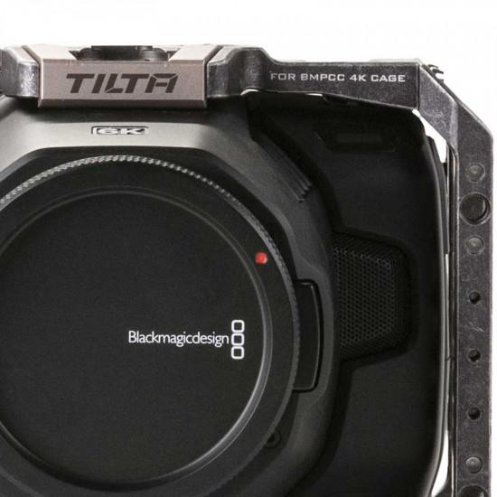 Blackmagic Design Pocket 6K (EF) con Tilta Half Cage