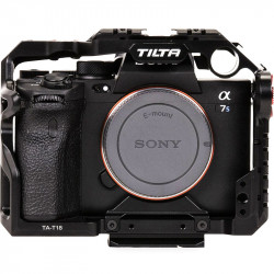 Tilta TA-T18-FCC-B Cage para Sony a7S III  Series (Tilta Black)