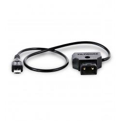 Tilta Cable energía motor Nucleus-Nano P-TAP a micro USB