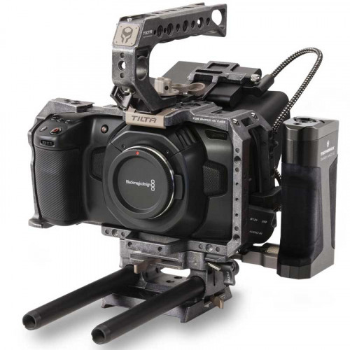 Tilta Advanced Cage Kit para Pocket 4K / 6K Tactical Grey