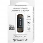 Transcend JetDrive GO 128 GB Lighting / USB 3.1